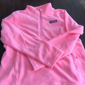 Neon Shep shirt fleece